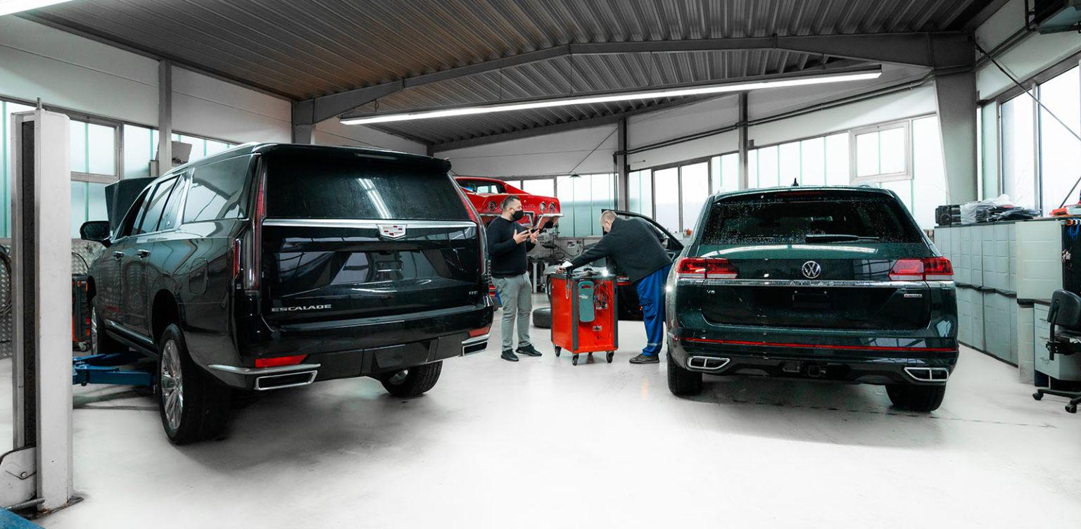 Auto Mandt - Das Team